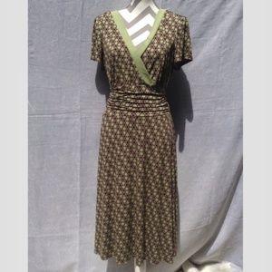 Sandra Darren Dresses - Sandra Darren | easy wear circle dot print dress
